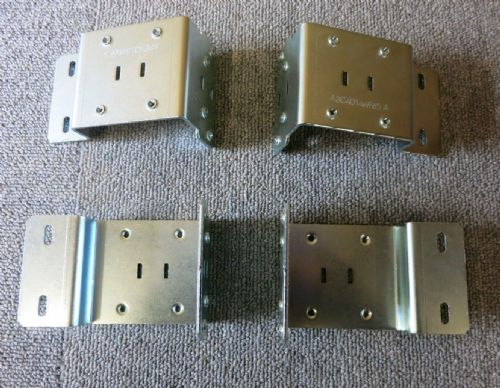 Joblot 4 x Fujitsu A3C40144965 Adapter And Reducer Brackets